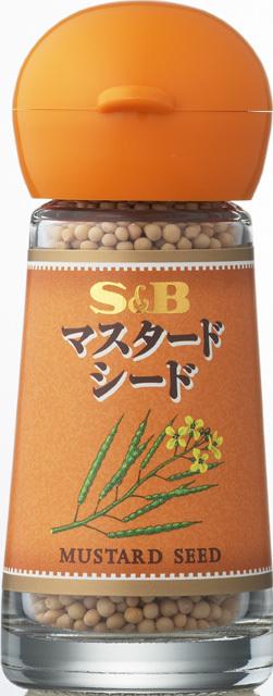 S&B マスタードシード