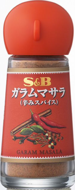 S&B ガラムマサラ