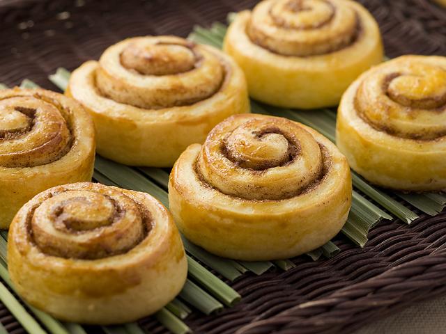 シナモンロール|レシピ|S&B エスビー食品株式会社