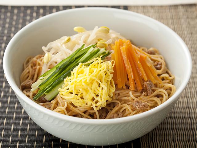 ビビン 麺 レシピ