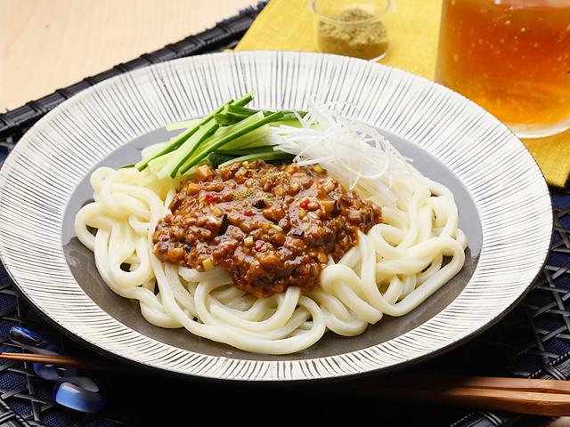 麺 レシピ ジャー ジャー