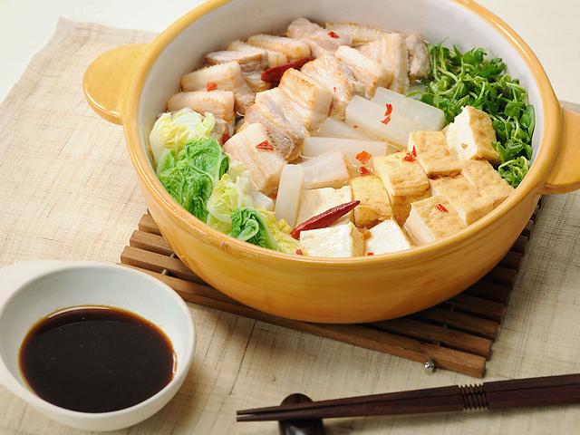豚バラと大根のシンプル鍋 レシピ S\u0026B エスビー食品株式会社
