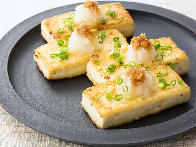 ステーキ レシピ 豆腐
