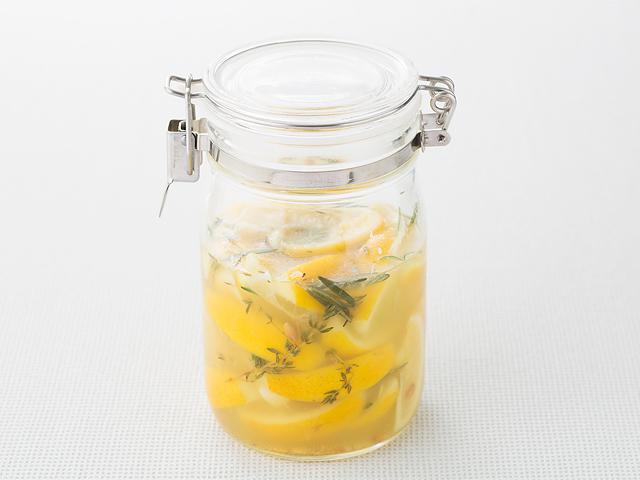 作り方 塩 レモン