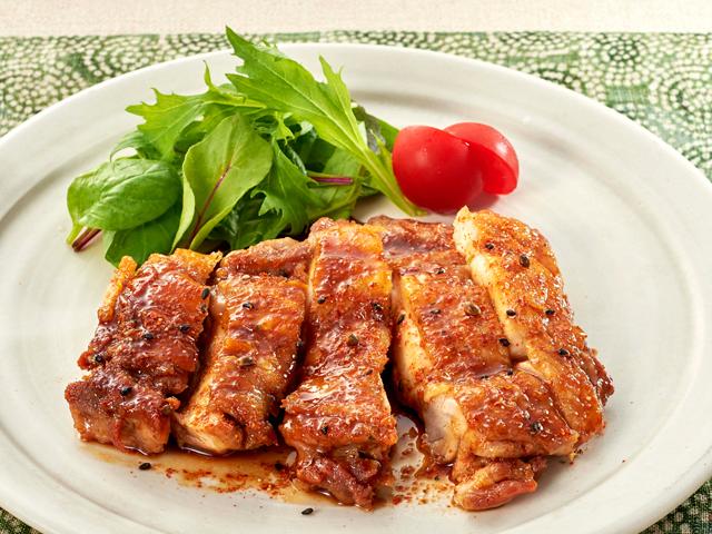 レシピ 焼き 鶏肉 照り