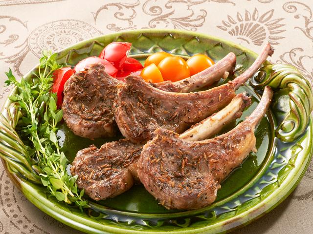 ラム肉 レシピ 人気