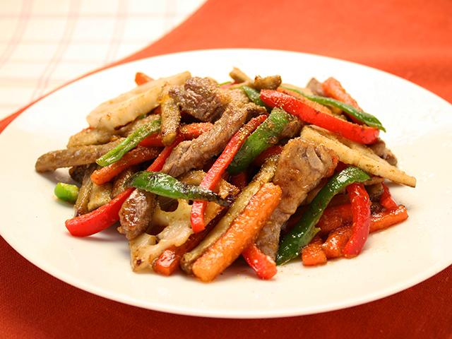 牛肉 ごぼう レシピ