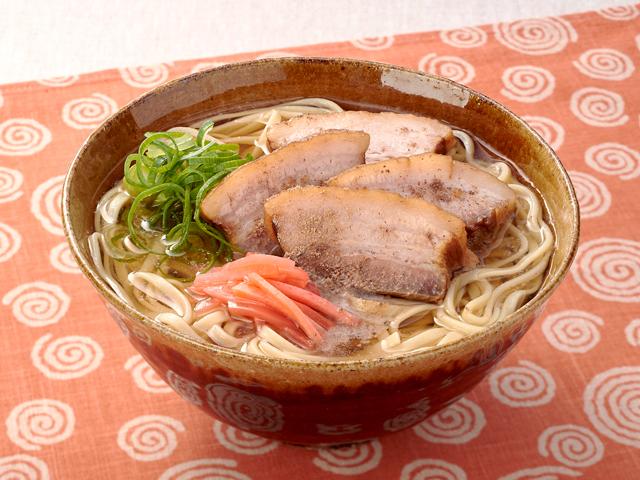 沖縄 そば レシピ