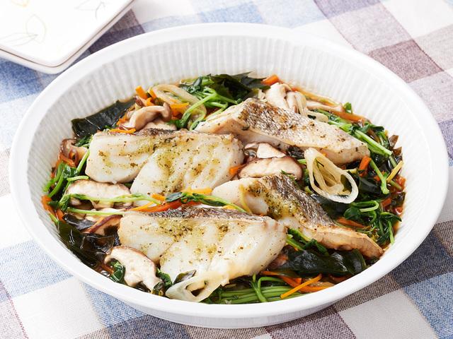 料理 レシピ 魚